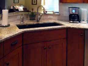 38 images enchanting corner kitchen sinks pictures