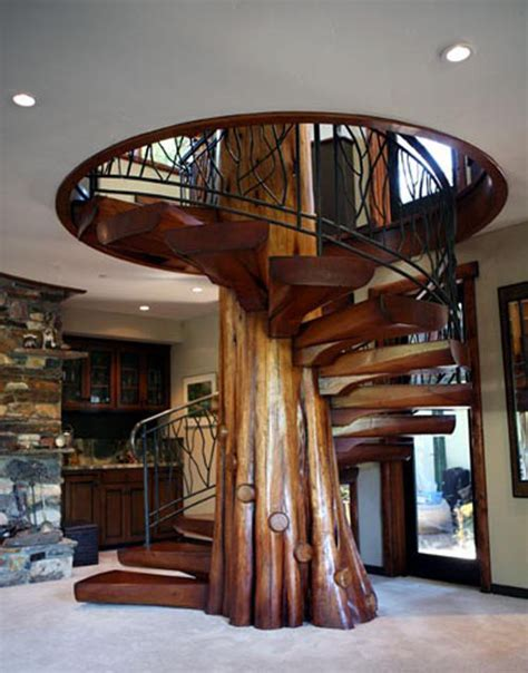 Unique Stairs Design A Gallery Of Unique Staircase Designs 171 Twistedsifter