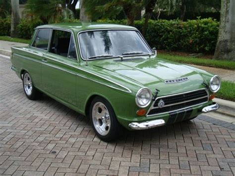 ford cortina for sale rally prepared 1964 ford cortina gt bring a trailer