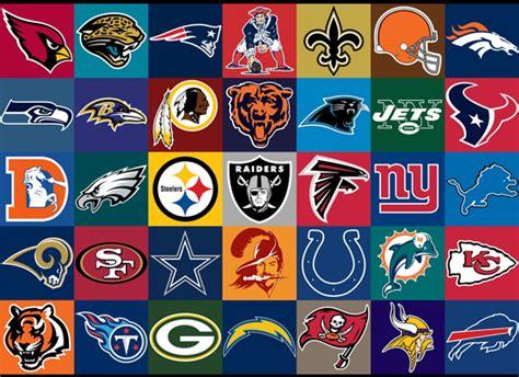 printable nfl schedule with logos 5 best images of nfl emblems printable nfl football team