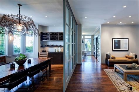 separate kitchen from living room ideas separate open kitchen from the living room partition