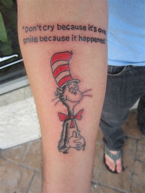 tattoo quotes dr seuss 17 best images about literary tattoos on pinterest open