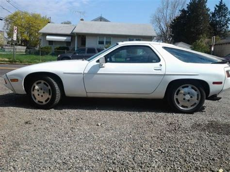 find used 1986 porsche 928s in manville new jersey united states