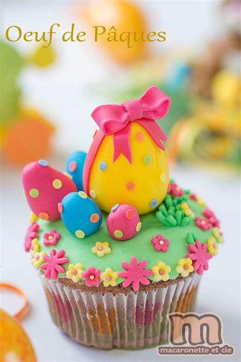 petites d 233 corations de p 226 ques en p 226 te 224 sucre ou p 226 te d amande macaronette et cie cup cakes
