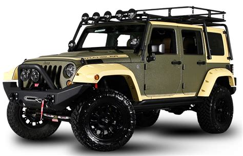 Customize A Jeep Starwood Custom Jeep Wranglers The Awesomer