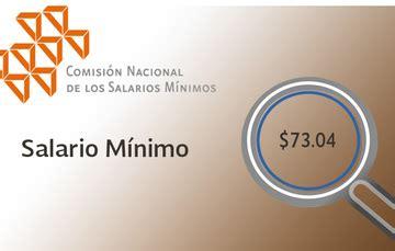 consulta ciudadana de los salarios mnimos profesionales salarios m 237 nimos generales y profesionales comisi 243 n