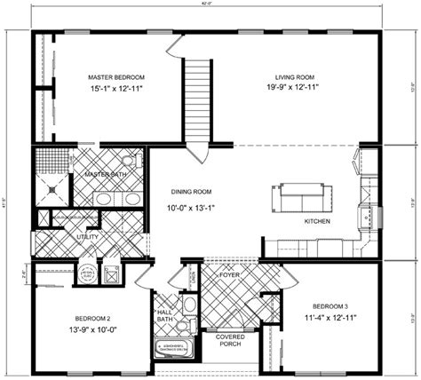 era house plans new era heritage ranch new from paradise homesparadise homes