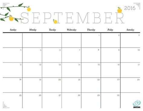 printable calendar 2016 imom 114 best images about free cute crafty printable