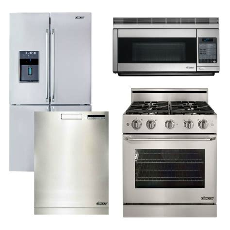 gas kitchen appliance packages package 21 dacor ultimate kitchen package with gas range