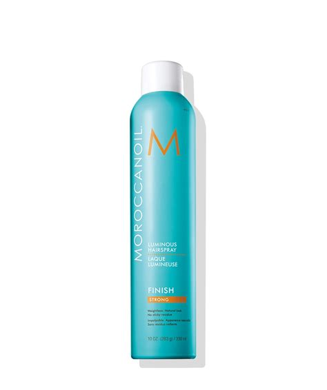 styling gel strong moroccanoil luminous hairspray strong hair care moroccanoil