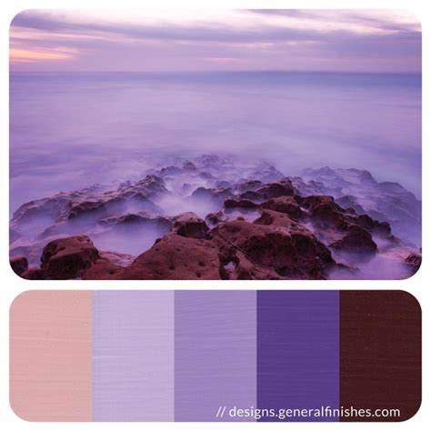 up in the clouds color palette general finishes design center