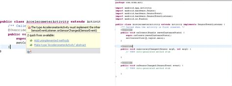 layout xml tutorial programming tutorial android accelerometer