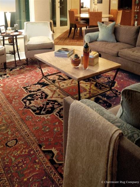 oriental rugs interiors august 2009 20 best persian rugs enliven luxurious living rooms images