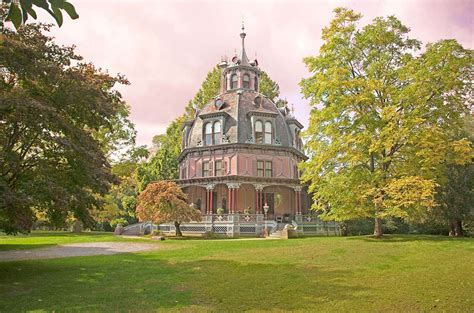 octagon house joseph pell lombardi architect