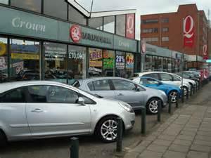 car dealers uk file car dealer eastern avenue gants hill geograph org