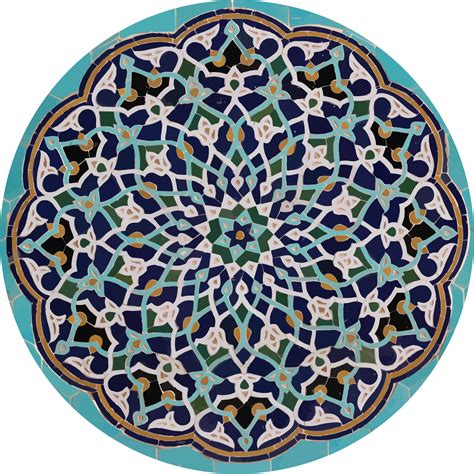 persian pattern png clipart geometric islamic tile work