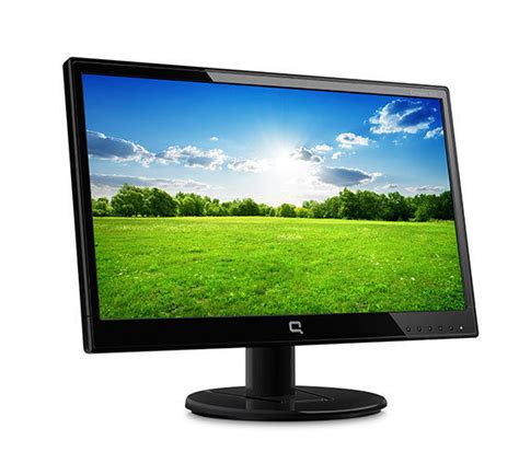 Monitor Hp 19ka hp 18 5 inch led backlit 19ka monitor price in india real time prices december 2016 pricehunt