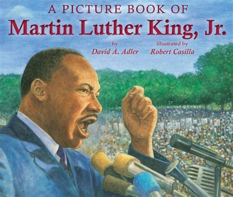 martin luther king jr picture books a picture book of martin luther king jr the childrens