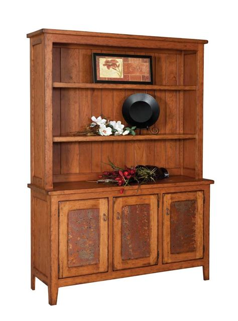 Wilmington Furniture by Wilmington Amish Hutch In Lancaster County Pa Self