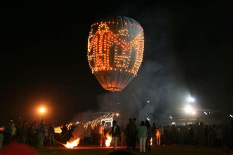 hot air balloon festival  myanmar burma balloon