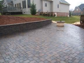 Patio Paver Designs Landscape Design