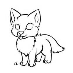Cute Baby Wolf Coloring Pages  Cooloringcom sketch template