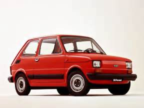 Fiat 126 Parts Fiat 126 Technical Details History Photos On Better