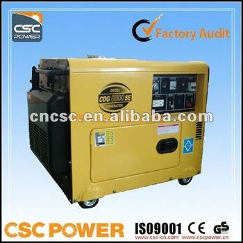 best choice cscpower 5kw standby diesel generator buy