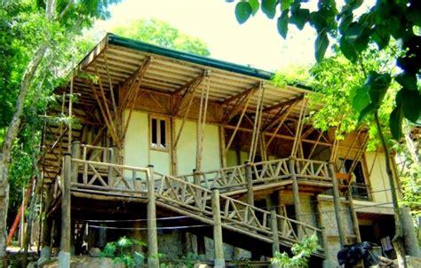 casa bambu c 250 pulas de bambu misturam arte tradicional e arquitetura