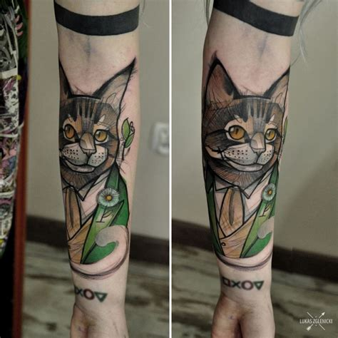 cat tattoo joke nice cat gallery part 6 tattooimages biz