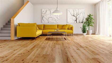 natura european solid oak satin lacquered wood flooring