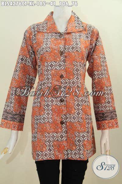 desain baju batik halus pakaian batik modern desain mewah halus baju batik cap