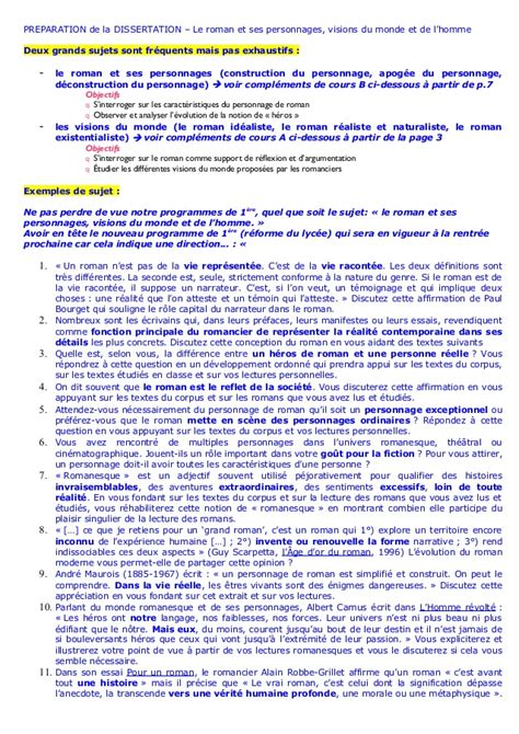 Exemple De Dissertation by Education Dissertation