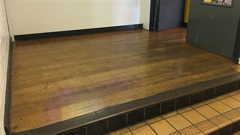 wood floor restoration gladesmore community school renue uk specialist renovation
