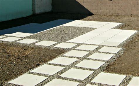 Concrete Squares Gallery Installing Pavers Concrete Patio