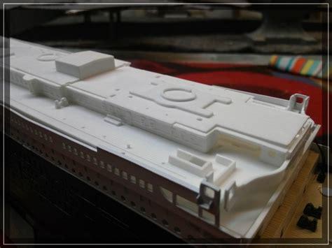 Plastik Verkleidung Lackieren by Plastik R M S Titanic In 1 400 Seite 3 Bauberichte