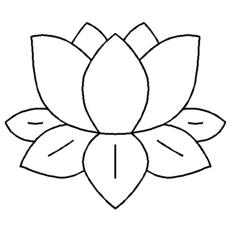 lily pad template clipart best