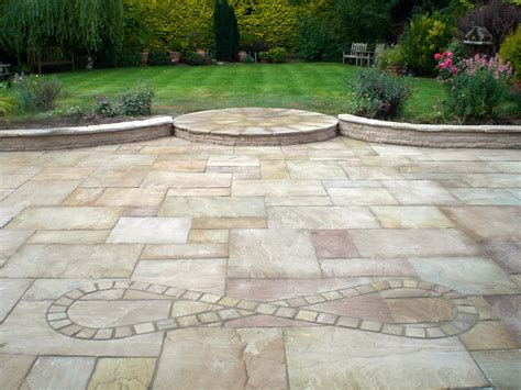 slabbed patio designs td buildinggarden landscaping glasgow soft landscaping specialist