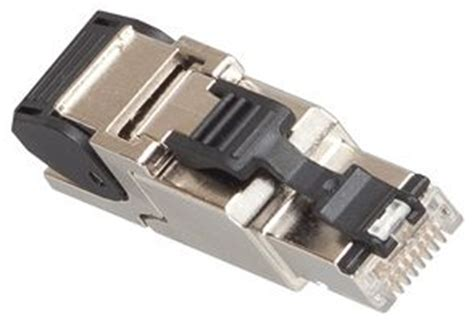 Dijamin Conector Rj45 Cat6 Belden Original r301602 000s1 belden modular connector rj45 8 contacts cat6a newark element14