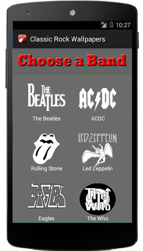 classic wallpaper for android phone classic rock wallpapers android apps on google play