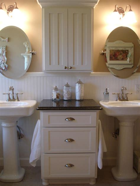 master bathroom vanities ideas shabby chic bathroom photos hgtv