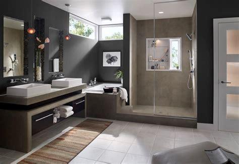 Modern Bathroom Design Ideas 2015 Amenajari Bai Tendinte In Design Pentru Amenajarea Bailor