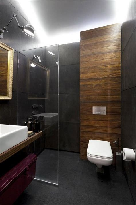Modern Loft Bathroom Design Best 25 Concrete Wall Panels Ideas That You Will Like On
