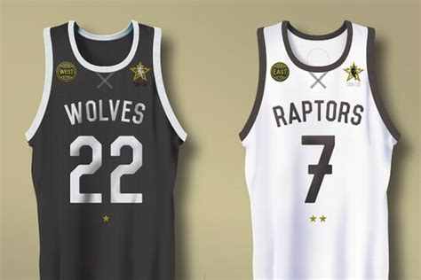 jersey design raptors thumbs up to these concept jerseys for next year s all
