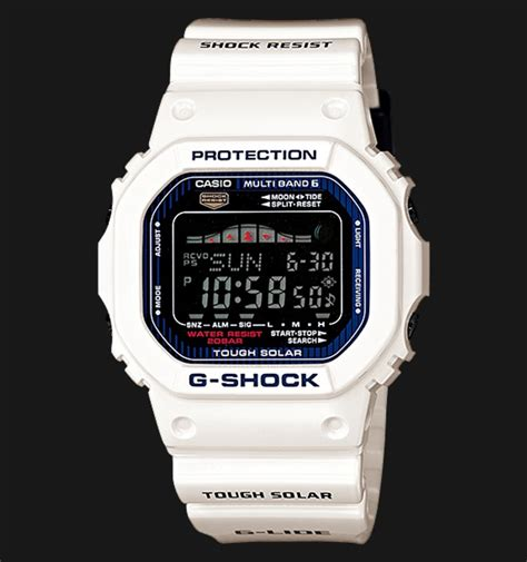 Casio Gwx 5600c 7dr by Casio G Shock G Lide Gwx 5600c 7dr Tough Solar Wave Ceptor