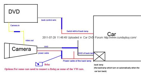 how to install a new rear view on car oem