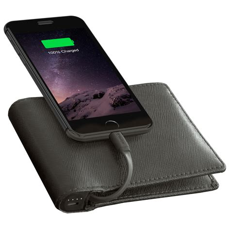 Nomad Wallet For Iphone X nomad the wallet with a built in battery 187 gadget flow