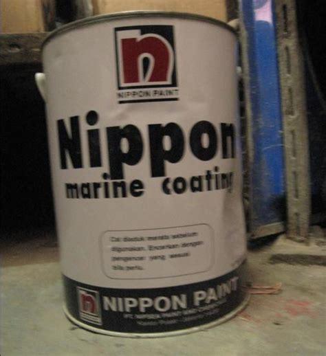 Cat Acrylic Anti Air jual cat marine nippelux nippon paint harga murah jakarta