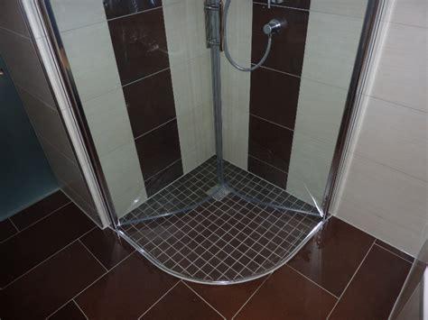 dusche bodengleich fliesen bodengleiche dusche mit mosaikfliesen in r 246 mershausen