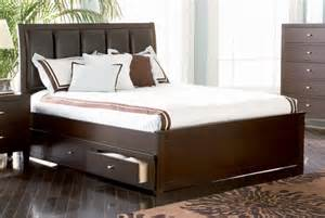 King Size Bed With Drawers Underneath Of Bed Frames With Drawers King Storage Drawers Four Bed